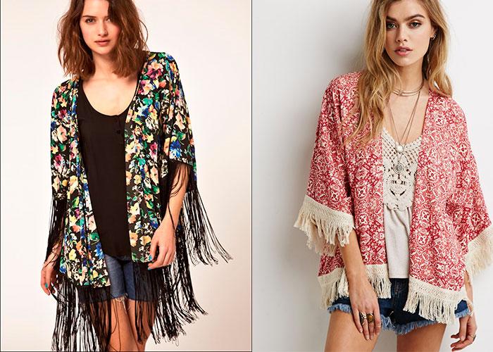 kimono-flecos